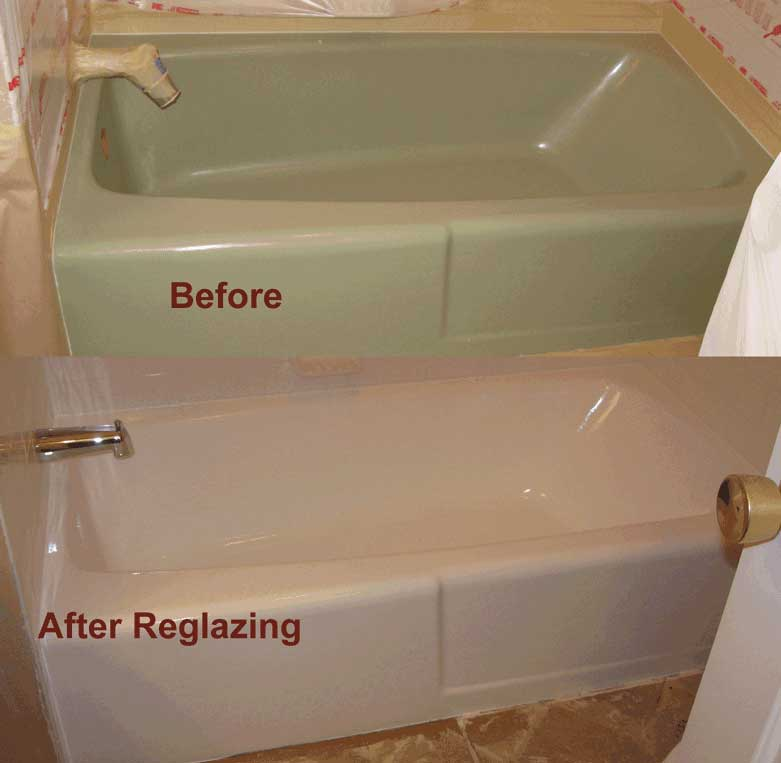 CE Bathtub Reglazing Los Angeles - Tub Refinishing