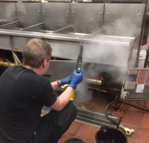 CE Commercial Kitchen Deep Cleaning Services